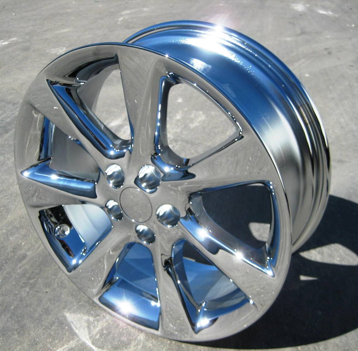 New 19 Factory Lexus RX350 RX330 RX450 Chrome Wheels Rims Exchange